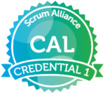 Scrum Alliance Certified Agile Leadership Credential 1