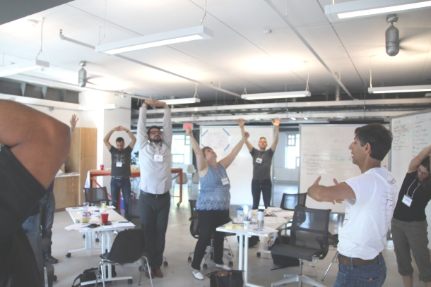 Certified Agile Leadership Course with Michael Sahota 8