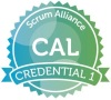 Certified Agile Leadership 1 Credential