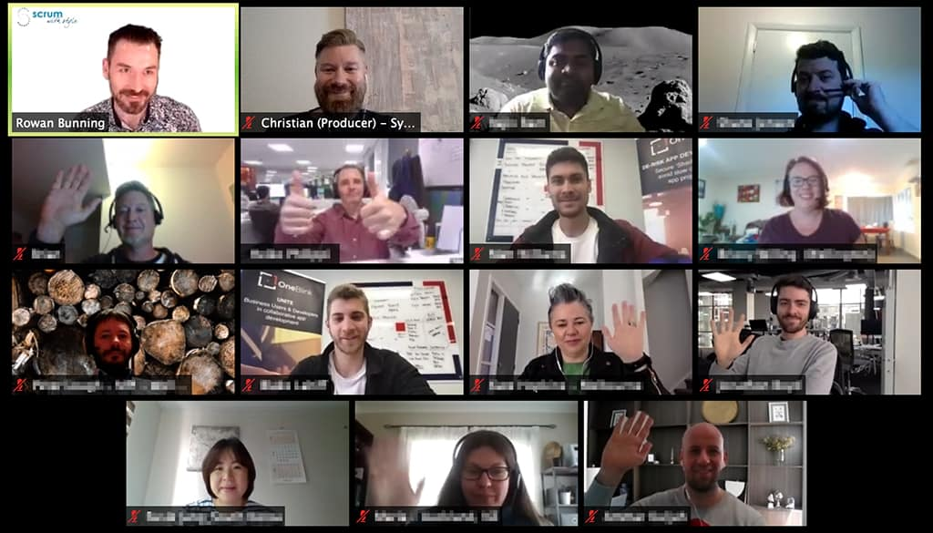 Certified Scrum Product Owner Online Zoom Virtual Live